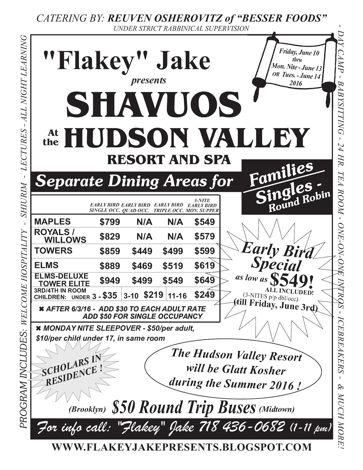 Hudson valley singles events
